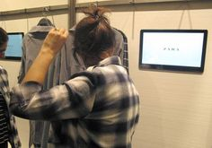 """De compras en la era digital: Zara instala tabletas en sus nuevos """"probadores multimedia"""" - Marketing Directo"""