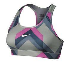 Nike Women's Pro Hypercool Compression Printed Bra