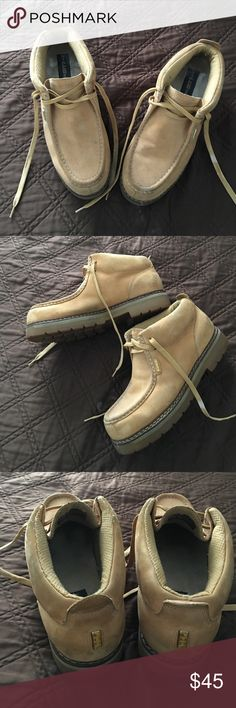 Men's Lugz Chukka Boots Lugz Chukka Boots Tan size 12 Excellent Used Condition Lugz Shoes Chukka Boots