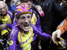 105-ročný Francúz hodinu jazdil na bicykli. Vytvoril svetový rekord - Magazín - TERAZ.sk