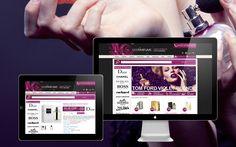 Site de e-commerce : vente de parfums en ligne www.1000parfums.c...