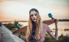 [7] BAREFOOT Rider girl 2 by Maxim Vasechko on 500px