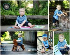 ... Raton Photographer | 1 year old Portrait - Renata Rivera Photography