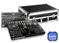 Save 89 EUROS when you buy this amazing bundle! In this bundle you get: - 1 x Native Instruments Traktor Kontrol S4 - 1 x Zomo Flightcase MFC-S4 - ONLY 799€ - More Info / Available here: http://www.recordcase.de/en/Native+Instruments+Traktor+Kontrol+S4+Zomo+Flightcase+MFC-S4+XT+Bundle.htm?pid=Google-Ehlen