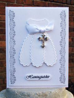 Christening gown - Scrapbook.com