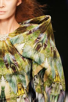 Alexander McQueen Spring 2010 Ready-to-Wear Accessories Photos - Vogue
