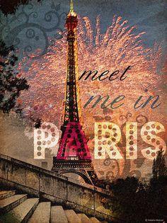 2015- We will meet in Paris