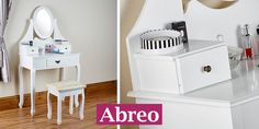 Abreo - High quality designer home and garden furniture at the lowest prices. Mirrored Furniture, Shabby Chic Furniture, Garden Furniture, Home Furniture, Affordable Furniture, Dressing Table, Sofa Bed, Home And Garden, Bedrooms