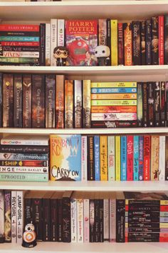 i love my bookshelves a lot Book Club Food, Good Books, Books To Read, Funko Pop Display, Bookshelf Inspiration, Quotes For Book Lovers, Dream Book, Beautiful Book Covers, Book Aesthetic