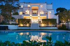 Check out this property Classic Elegance, Outdoor Living, Real Estate, Mansions, Elegant, House Styles, Pools, Victoria, Check