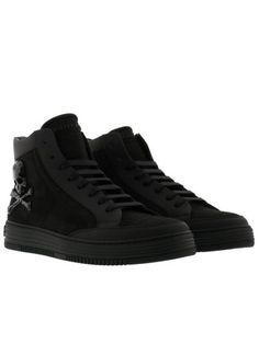 PHILIPP PLEIN Philipp Plein Days Sneakers. #philippplein #shoes #https:
