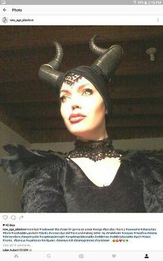 Cosplay, Lara Croft, Look Alike, Maleficent, Red Lipsticks, Angelina Jolie, Witches, Makeup, Fox