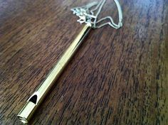 SALE  Whistler Necklace by foeanddear on Etsy, $25.00
