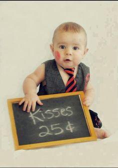 Give me kisses ♥
