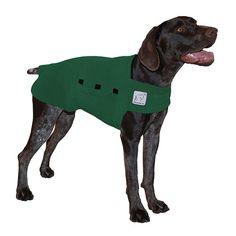 GERMAN SHORTHAIRED POINTER Tummy Warmer, Dog Clothing, Fleece Dog Coat, Dog Sweater