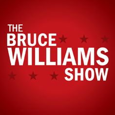 I am so happy that Bruce Williams is back!