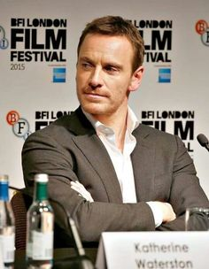 Michael at 2015 BFI London Film Festival