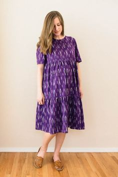 Fibre Mood Mira Dress | The Doing Things Blog