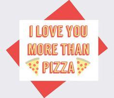 > pizza