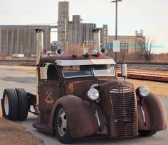 old rat rod trucks #Ratrodtrucks