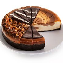 President's Choice Cheesecake Sampler - 9 Inch