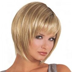 Looking for a new fresh bob hairstyles? Here we have rounded Layered Bob Haircuts 2015 - 2016 for you to get inspirational ideas. Bob hairstyles are in. Medium Short Hair, Short Hair With Layers, Short Hair Cuts For Women, Medium Hair Styles, Short Hair Styles, Medium Layered, Layered Bobs, Short Pixie, Pixie Cuts