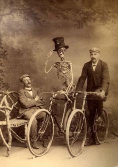 Bike até a morte!  ;-)