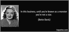Monster Quotes, Never Trust Anyone, Bette Davis, Haha, Funny, Movie Posters, Ha Ha, Film Poster, Funny Parenting