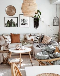 Bohemian Latest And Stylish Home decor Design And Life Style Ideas - Bohemian Home Living Room Elegant Home Decor, Stylish Home Decor, Elegant Homes, Cheap Home Decor, Home Living Room, Living Room Decor, Bedroom Decor, Wall Decor, Living Room Inspiration