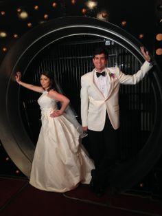 Congrats Lauren & David The Federal Ballroom New Orleans New Orleans Best of Weddings (504) 587- 2088