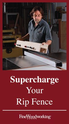 Supercharge Your Tablesaw Rip FenceYou are in the right place about Table Saw track Here we offer you the most beautiful pictures about the Table Saw cabinet you are looking for. When you examine the Supercharge Your Tablesaw Rip Fence part of the Woodworking Jig Plans, Woodworking Table Saw, Awesome Woodworking Ideas, Japanese Woodworking, Woodworking Furniture, Woodworking Shop, Woodworking Crafts, Woodworking Techniques, Woodworking Classes