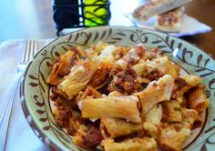 Creamy Baked Rigatoni with Meat Sauce by From Valerie's Kitchen, via Flickr