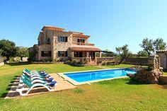 Villa of the week - Els Ametllers in Mallorca, Sleeps 8 (http://www.vintagetravel.co.uk/villas-in-mallorca)