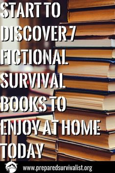 Did you ever have a book in which you could lose yourself? A book that no matter how long it was, it would always feel like 10 pages? That when you are reading you could lose track of time? I know I have. Best Survival Books, Survival Hacks, Survival Tools, Survival Prepping, Emergency Preparedness, Bushcraft Kit, Bushcraft Skills, Emergency Food Storage, Outdoor Survival Gear