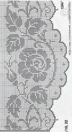 Фотография Sie Handtücher Grenze Crochet Ideas - Crochet Ideas At Your Fingertips! Crochet Dollies, Crochet Lace Edging, Crochet Motifs, Crochet Borders, Crochet Cross, Crochet Stitches Patterns, Doily Patterns, Cotton Crochet, Thread Crochet