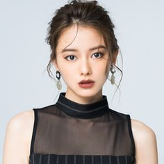 We choose a new woman nominated by our sub members every 24 hours to post photos/gifs and videos of! Korea Dress, Make Up Braut, Bridal Makeup Looks, Healthy Women, Young Models, Beautiful Gorgeous, Beautiful Women, Yamamoto, Japanese Girl