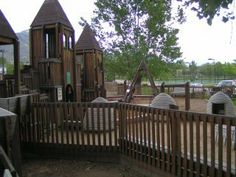 Childrens Discovery Park (inside of Manila Park in Pleasant Grove)