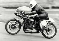 old guzzi racer