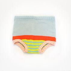 babyDEGEN SS14multi-stripe diaper cover