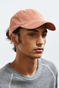 UO Corduroy Baseball Hat - Urban Outfitters