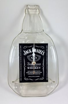 Jack Daniel's Clock.  Not for a clock but to make food trays.