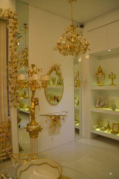 Villari boutique in Baghdad