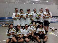 Metrowest Girls Basketball Team!