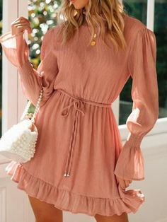 stunning brunch dresses what to wear to every type of brunch 8 Black Dress Outfits, Cute Casual Outfits, Pretty Outfits, Casual Dresses, Fashion Dresses, Cute Dresses, Short Dresses, Summer Dresses, Brunch Dress
