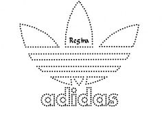 adidas Baby Drawing Easy, String Art Patterns, Textiles Techniques, Pin Art, Custom Art, Easy Drawings, Typography Design, Coloring Pages, Cross Stitch