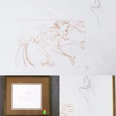 """Salvador Dalí limited edition etching, signed in pencil and numbered 143/150; frame measures 20 x 18"""". Bids close Thurs, 20 Oct from 11am ET. http://bid.cannonsauctions.com/cgi-bin/mnlist.cgi?redbird72/300"""