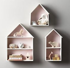 Petite House Shelving | Wall Storage | Restoration Hardware Baby & Child