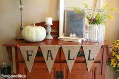 Fall Decor details Farmhouse40.com #diydecor #falldecor #diydecor #pumpkins