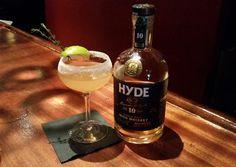 HYDE IRISH WHISKEY COCKTAIL