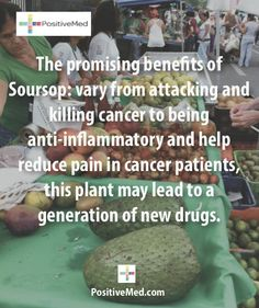 soursop cancer killer